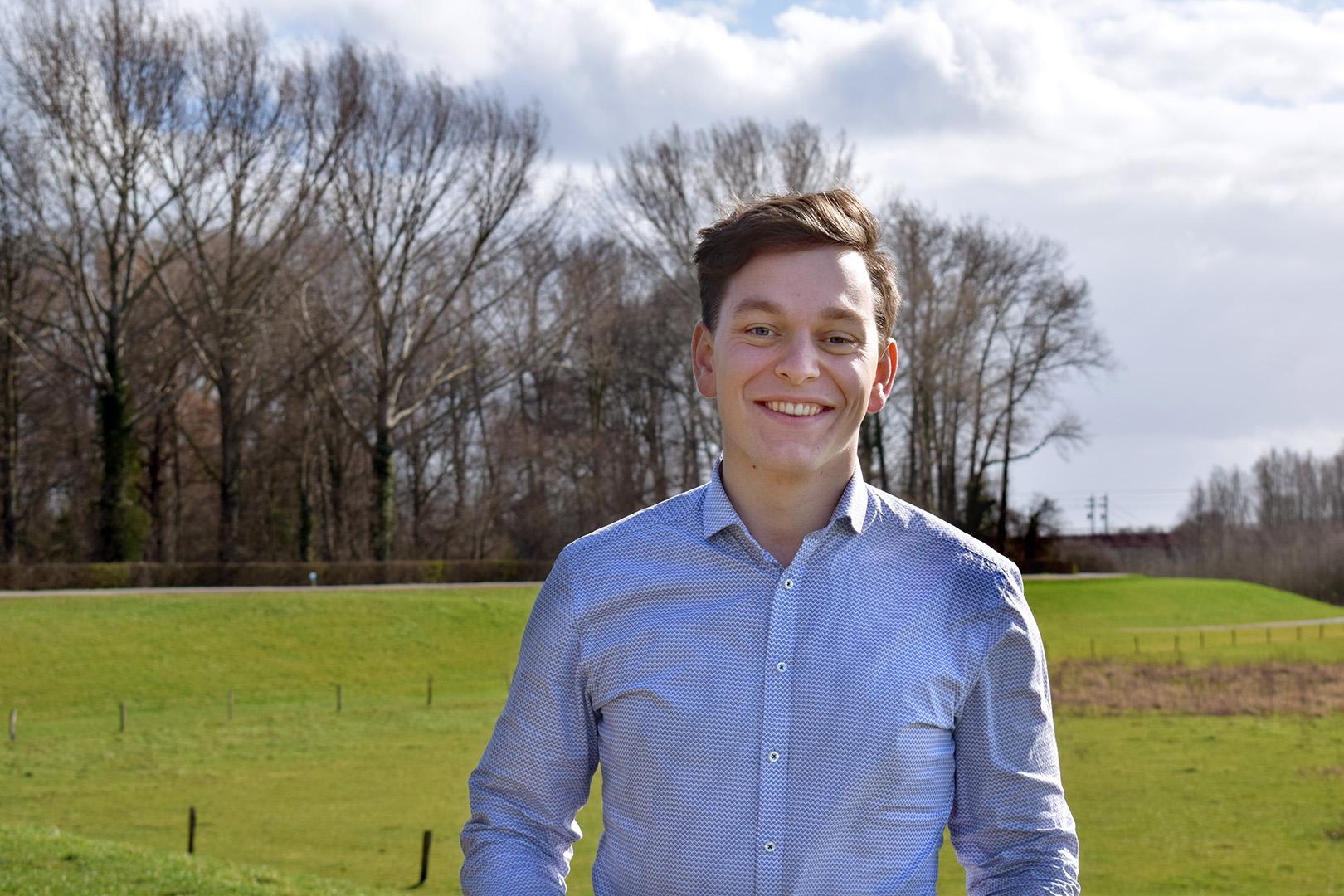 Interview voorzitterskandidaat: Hielke Onnink