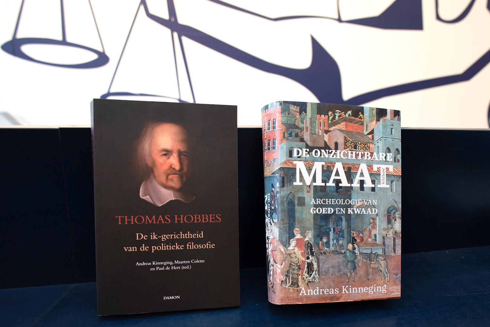 Andreas Kinneging, Maarten Colette en Paul de Hert (red.) Thomas Hobbes. De ik-gerichtheid van de politieke filosofie