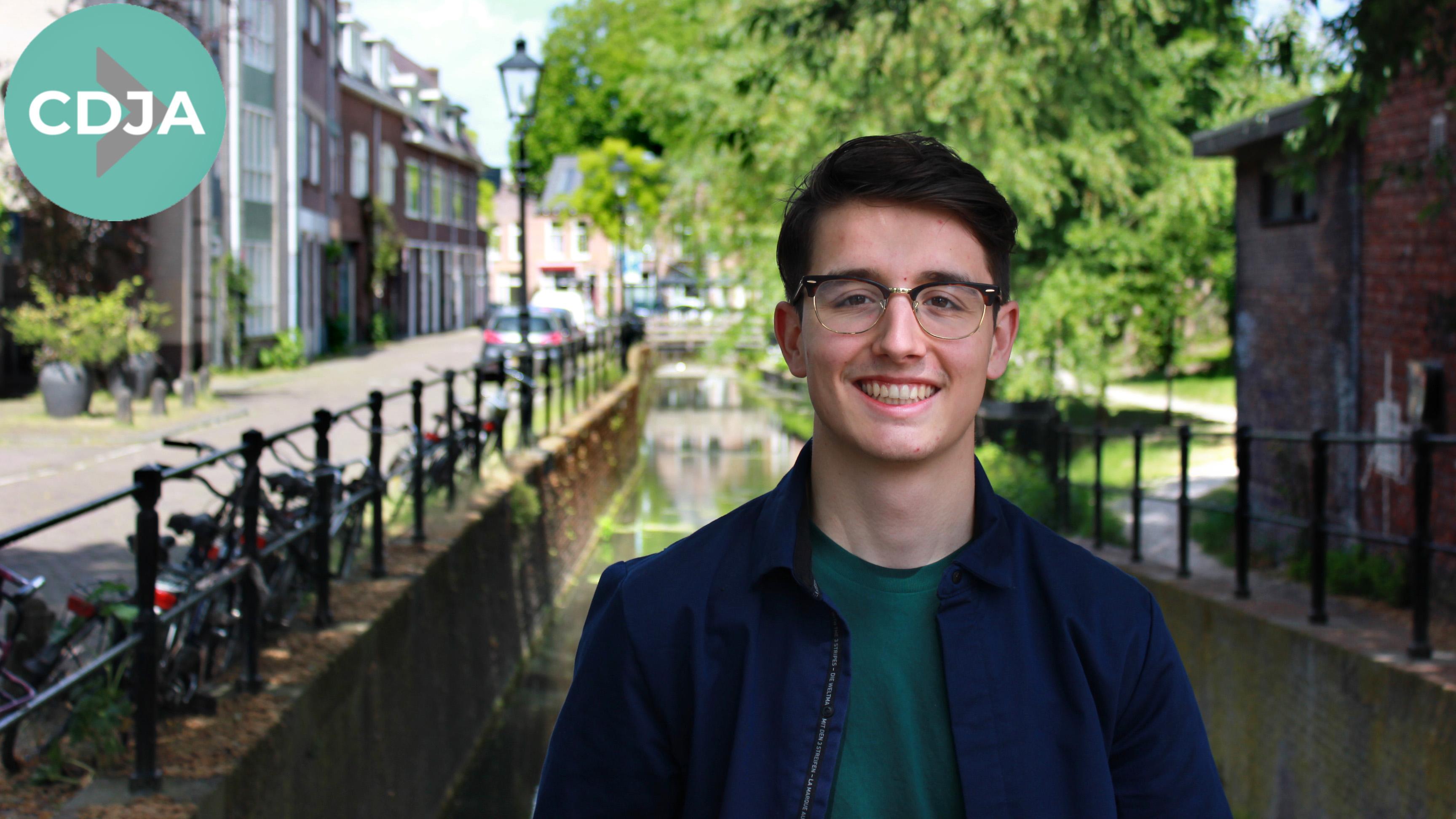 Interview kandidaat HRM & Communicatie: Simon Remijn