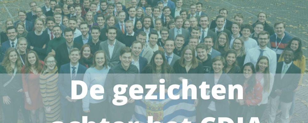 De gezichten achter het CDJA II
